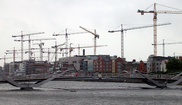 Official End Of The Celtic Tiger: CBRE: Commercial Property Recovery To Expand Beyond Dublin